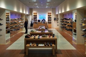 3D фотографии фирменной обуви для каталога магазина «RALF RINGER»