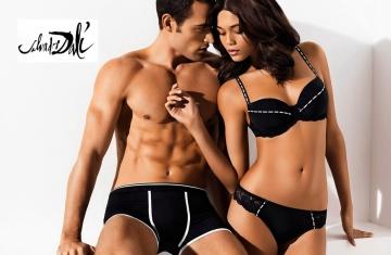 Предметная фотография нижнего белья для каталога магазина «SALVADOR DALI»