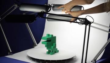 Для чего нужна круговая 3D съемка предметов